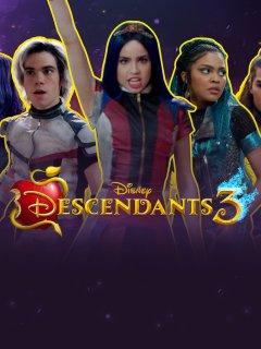 Descendants 3 Xfinity Stream