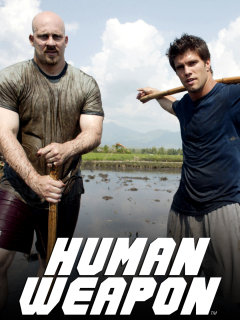 Human Weapon Stream