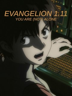 Evangelion 1.11 Stream Deutsch