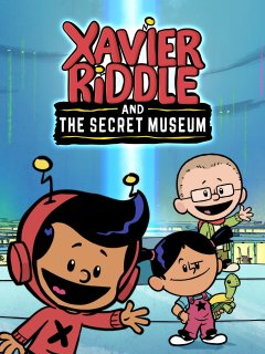 Xavier Riddle And The Secret Museum Xfinity Stream